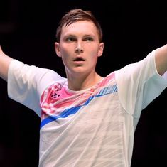 Viktor Axelsen bags first ever Japan Open title, Carolina Marin wins women's singles
