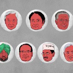 महामुख्यमंत्री-2017 : देश के सबसे ताकतवर और प्रभावी 10 मुख्यमंत्री