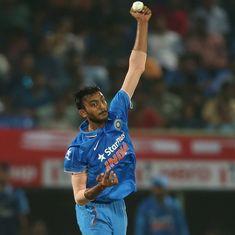 Ravindra Jadeja dropped, Axar Patel back in India squad for last 2 ODIs