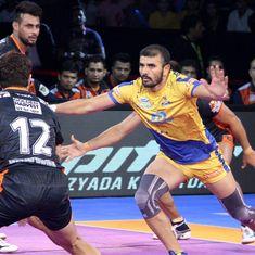PKL: Ajay Thakur steers Thalaivas to last-gasp win against Warriors, Steelers crush lowly Delhi