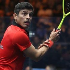 Squash: Saurav Ghosal continues good run at Indian Open, enters semi-final