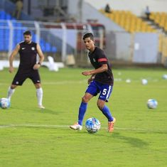 From Bengaluru to U-17 World Cup via Chandigarh: Meet Sanjeev Stalin, India's defender-in-chief