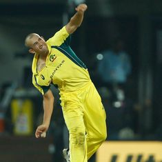 India vs Australia: Ashton Agar to miss last two ODIs with a broken finger