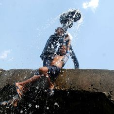 IMD issues heat wave warning for Rajasthan, Vidarbha for two days