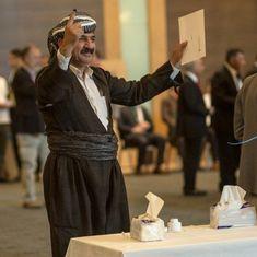 Iraq's Kurds vote in historic independence referendum despite international opposition