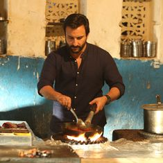 'Chef' is not about food but about love, say Saif Ali Khan and Raja Menon