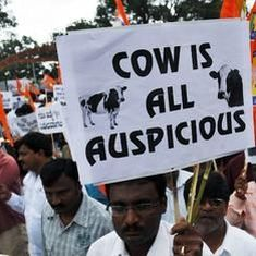 Cow vigilantism: SC asks Rajasthan, Haryana and Uttar Pradesh to reply to contempt of court plea