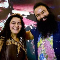 Panchkula court extends judicial custody of Honeypreet Insan once again