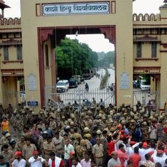 BHU violence: Panel gives clean chit to former VC, blames UP government for inaction, says report
