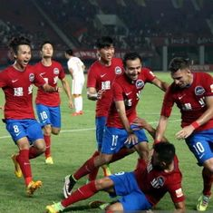'Pitch not a religious place': Chinese club Henan Jianye asked to focus on goals over gods