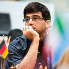 IOM chess meet: Viswanathan Anand, Vidit Gujarathi win third round to move to joint second spot