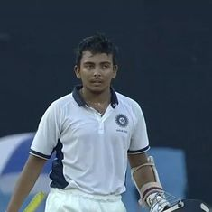 Prithvi Shaw's coming of age story: From temperamental teenager to international cricketer