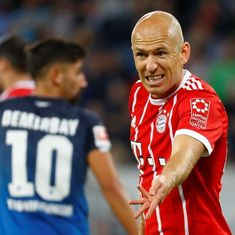 'Money doesn't score goals': Arjen Robben takes a dig at PSG's spending spree