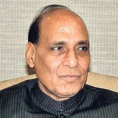 'Modi assassination plot': Home Minister Rajnath Singh reviews prime minister's security