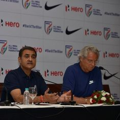 All India Football Federation to open Centre of Excellence for all national teams