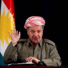 Kurdish referendum: Iraqi leader says majority voted yes for independence