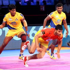 PKL: Tamil Thalaivas beat Fortunegiants in nail-biter, Patna Pirates edge out Dabang Delhi