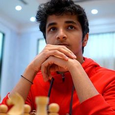 Vidit Gujrathi jumps to joint lead after win over Benjamin Bok in Isle of Man Chess Tournament