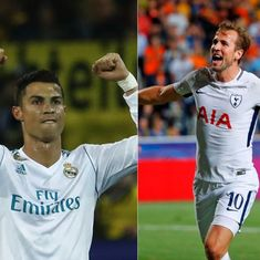 Champions League number-crunching: Harry 'hat-trick' Kane, Real Madrid domination and more