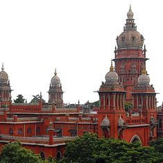 Madras HC orders all illegal hoardings in Coimbatore be removed after biker's death