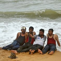 On Goa's golden beaches, a rocky problem: How to deal with unruly tourists?