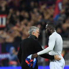 Mourinho reveals he went to Belgium to try and figure out reason behind Lukaku's loss of form