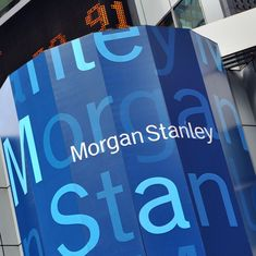Morgan Stanley | Scroll in