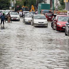 Bengaluru: Two die in rain-related incidents, more showers expected