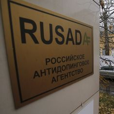 World Anti-Doping Agency visits Russia's drug-testing lab for the first time