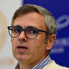 The Omar Abdullah interview: 'Tourists returning to Kashmir does not indicate that normalcy has'