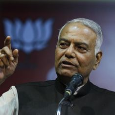 Maharashtra: Yashwant Sinha calls off protest after government accepts farmers' demands