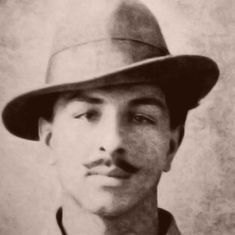Bhagat Singh's political views were not contradictory but evolved constantly, argues a new book