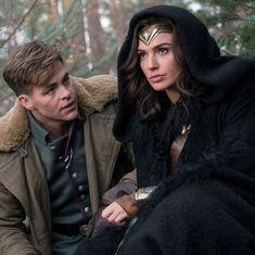 James Cameron renews 'Wonder Woman' critique: 'She's drop-dead gorgeous, that's not breaking ground'