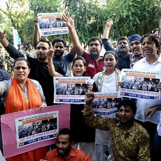Delhi: Nine Banaras Hindu University students on their way to prime minister's house detained