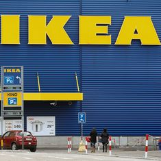 Ikea apologises and pulls down ad in China after some called it sexist