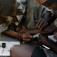 Injection drug users fall through the gaps in India's tuberculosis treatment programme