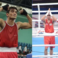 Three Indian boxers make it to the top-10 in latest AIBA rankings