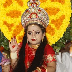 A Dhaka Durga Pujo in photos: It's like a flashback to Kolkata celebrations of a bygone era