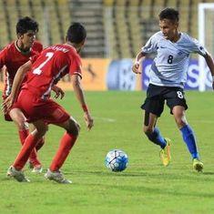 'I want everyone to be a captain in their own right': India U-17 skipper Amarjit Singh Kiyam