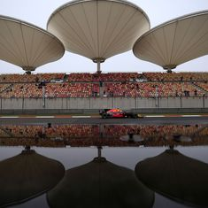 Chinese Grand Prix to remain in Formula One calendar after signing three-year contract