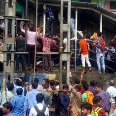 Mumbai stampede: Can't question structural strength of Elphinstone bridge, says Union minister