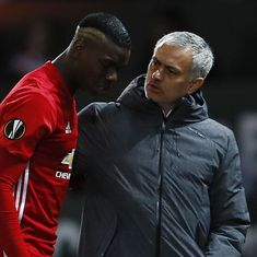 'I'm not the manager': Pogba takes aim at Mourinho's negative tactics