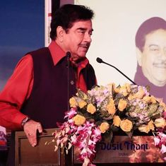 Lok Sabha polls: Shatrughan Sinha will join Congress on Thursday, claims party leader