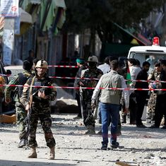 Afghanistan: Six dead, 30 injured in suicide bomb attack near mosque in Kabul