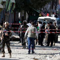 काबुल : आतंक के खिलाफ मौलवियों की बैठक में आत्मघाती धमाका, 14 की मौत