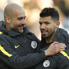 Replacing Sergio Aguero will be one of the toughest tasks, says Manchester City boss Pep Guardiola