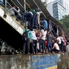 Mumbai stampede: Opposition says money should have been spent on repairing bridge, not bullet train