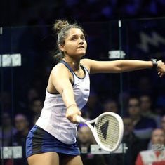 Dipika Pallikal Karthik's dream run at Netsuite Open comes to an end in the semis