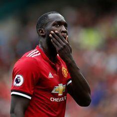 Manchester United striker Romelu Lukaku seeking legal advice over 'voodoo' claim