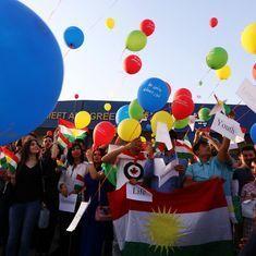 Iraq suspends international flights to Kurdistan after independence vote
